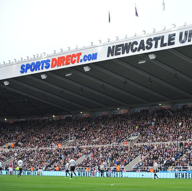Newcastle have re-entered the list of the world's top 20 revenue-generating clubs