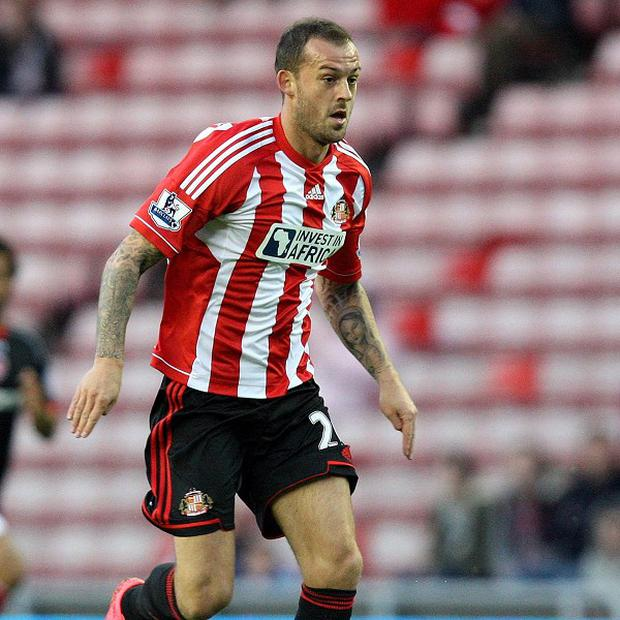 Steven Fletcher, pictured, and Lee Cattermole will miss the rest of the season