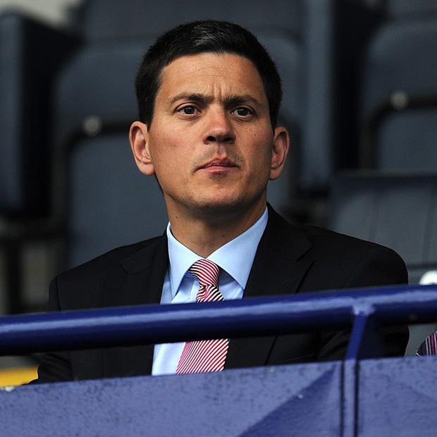 David Miliband joined the Sunderland board as a vice-chairman and non-executive director in 2011