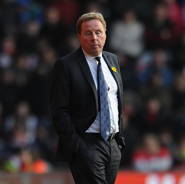 Harry Redknapp's QPR head to Fulham on Monday night bottom of the table