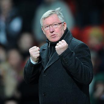 Sir Alex Ferguson does not care how Manchester United win the title as long as it is won