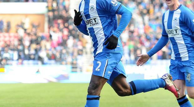 Arouna Kone scored the only goal as Wigan beat Norwich
