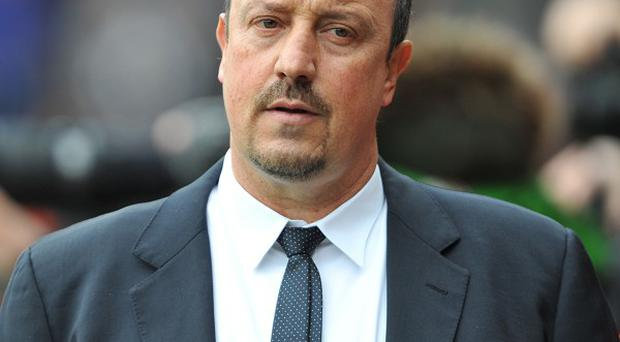 Rafael Benitez is expecting a tense finish to the season