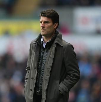 Michael Laudrup does not want Swansea taking their foot off the gas