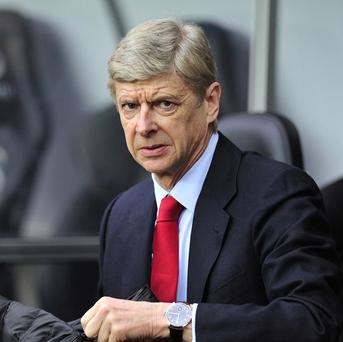 Arsene Wenger has lots of experience in the battle for Champions League places