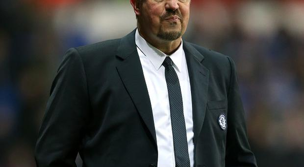Rafael Benitez will have to rotate his squad during a hectic period