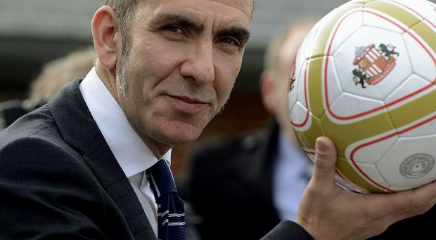 Paolo Di Canio intends to impose a strict regime at Sunderland