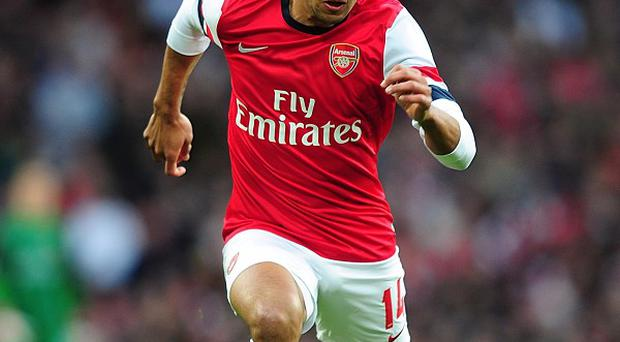 Theo Walcott is desperate to win silverware at Arsenal