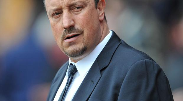 Rafael Benitez will leave Chelsea at the end of the season
