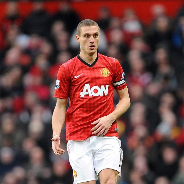 Nemanja Vidic will concentrate on business ahead of the Manchester derby