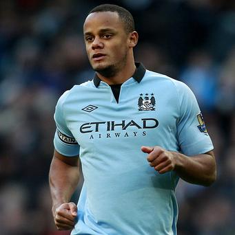 Vincent Kompany is keen for Manchester City to claim local bragging rights