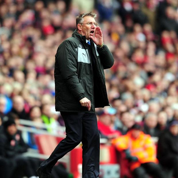 Nigel Adkins insists he has no axe to grind with Southampton