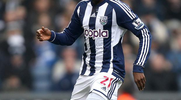 Youssouf Mulumbu is viewed as an an integral part of West Brom's squad