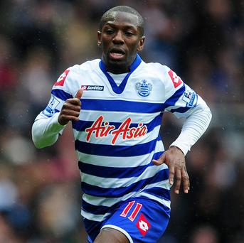 Shaun Wright-Phillips missed QPR's defeat to Fulham on Monday and has now undergone surgery