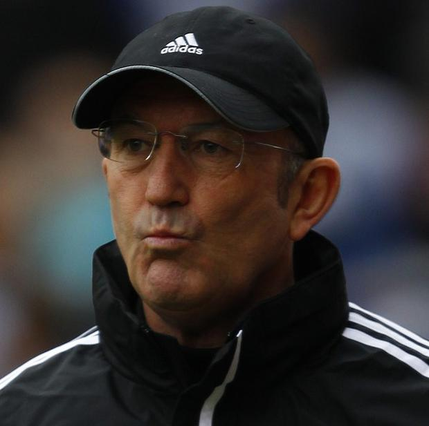 Tony Pulis wants the fans to focus on the team