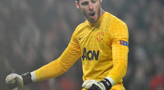 David de Gea has finally shown some consistency at Manchester United
