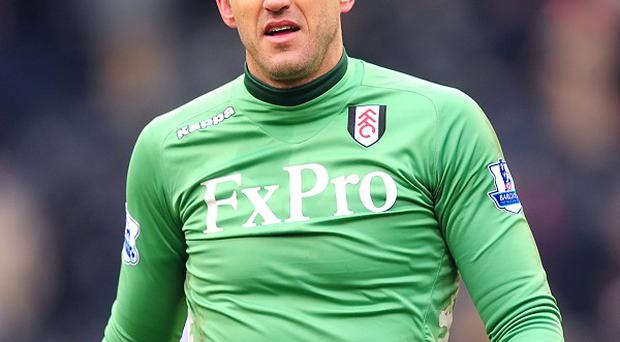Mark Schwarzer has been in inspired form for Fulham this season