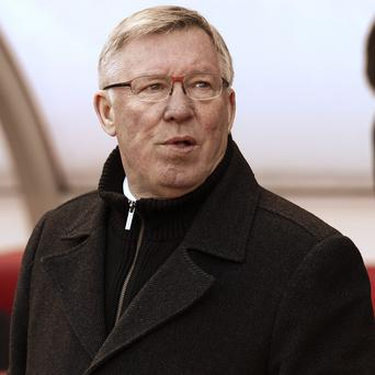 Sir Alex Ferguson is eager to clinch a 20th Premier League title
