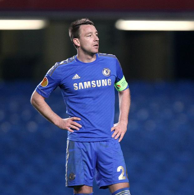 John Terry, pictured, said Paolo Di Canio was a 'real nice guy on the pitch'