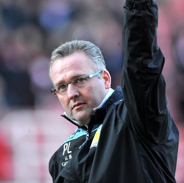 Paul Lambert admits Aston Villa are full of confidence
