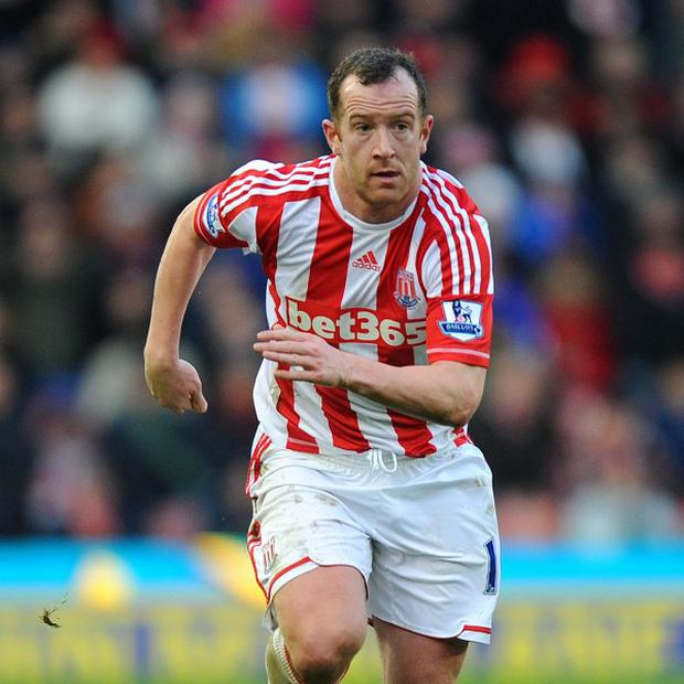 Charlie Adam is confident Stoke can stay up