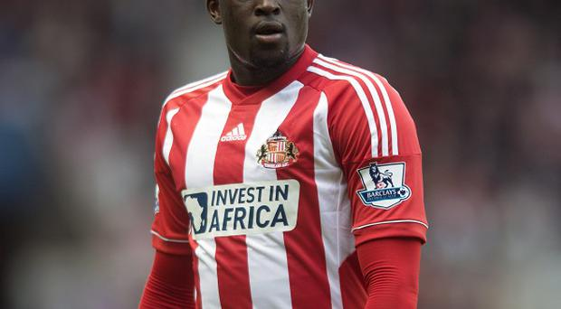 Alfred N'Diaye is targeting three points against Newcastle