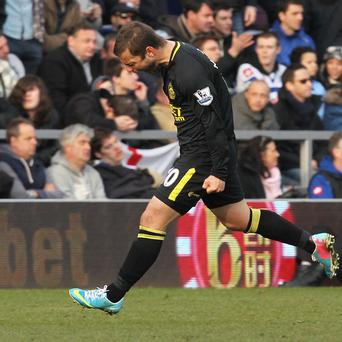 Shaun Maloney was disappointed with his performance against QPR