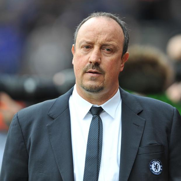 Rafael Benitez is confident Chelsea can finish in the top four