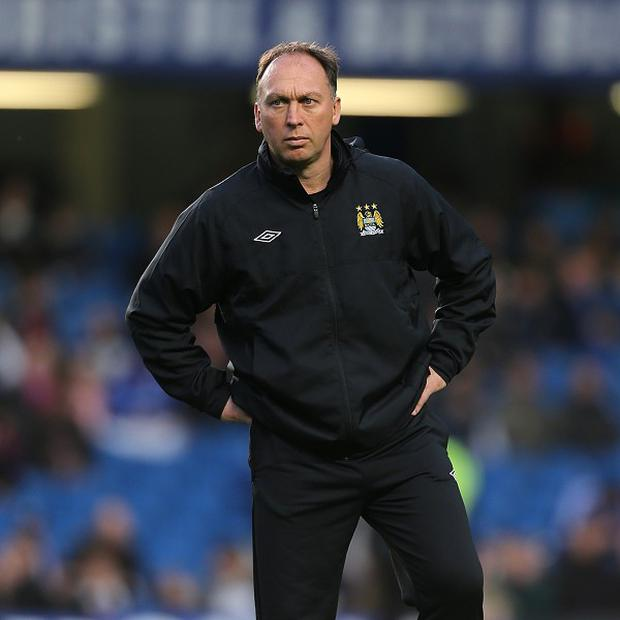 David Platt insists Manchester City will get 'stronger and stronger'