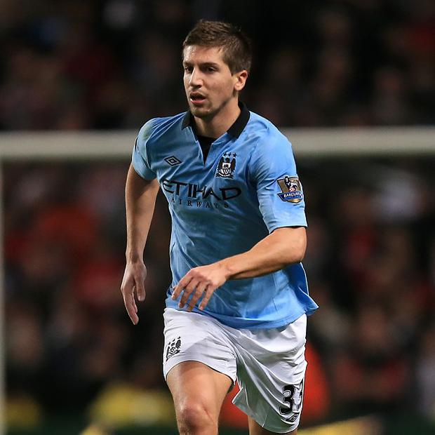 Kevin Keegan believes Matija Nastasic, pictured, 'could become even bigger than (Nemanja) Vidic'