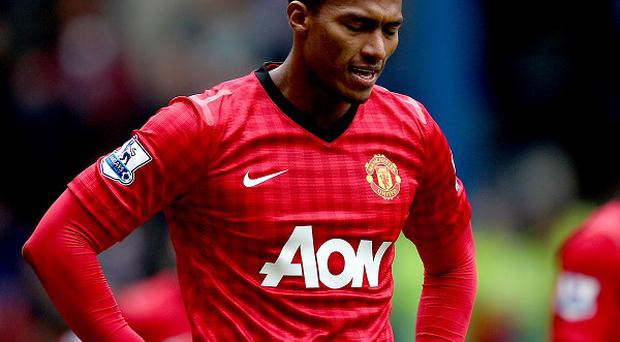 Antonio Valencia was not picked to start against Manchester City