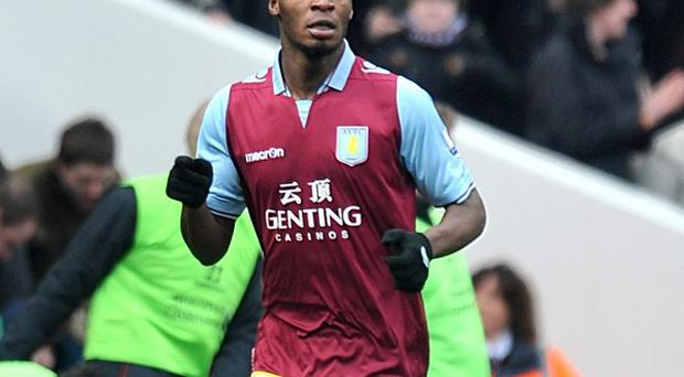 Christian Benteke has scored 15 goals for Aston Villa this season