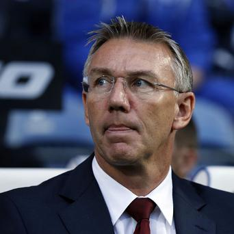 Nigel Adkins wants his side to keep fighting until the end of the season