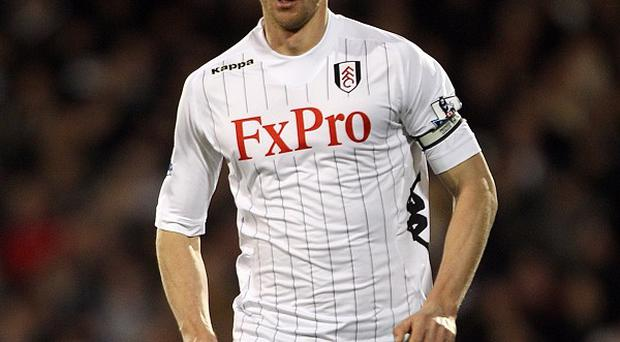 Brede Hangeland is eyeing a victory at Villa Park on Saturday