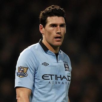 Gareth Barry has expressed a desire to see out his career with Manchester City