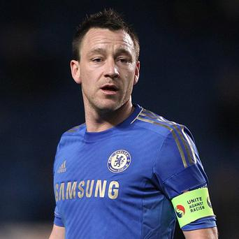 John Terry, pictured, has nothing but positive words for Brendan Rodgers