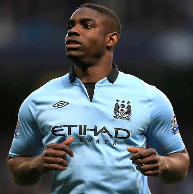 Micah Richards made his return from a long absence in midweek against Wigan