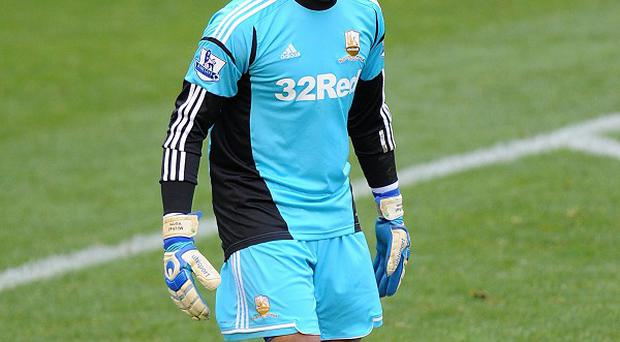 Michel Vorm has reiterated that he does not want to leave Swansea