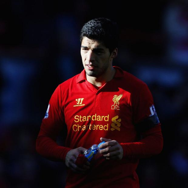 Luis Suarez requested his club fine to be donated to the Hillsborough Family Support Group