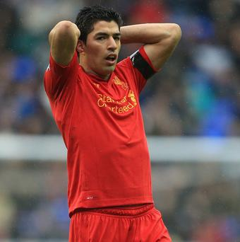 Luis Suarez, pictured, has received support from former team-mate Albert Luque