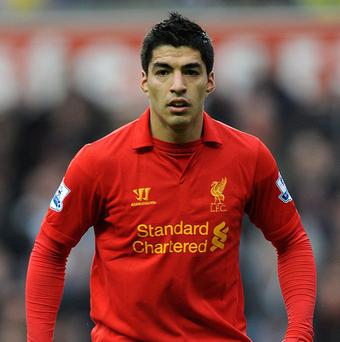 Luis Suarez has accepted a charge of violent conduct