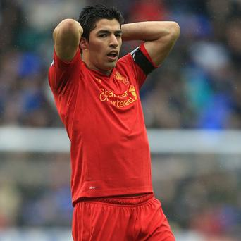 Luis Suarez faces the prospect of missing the last four games of this campaign and the first six of next season