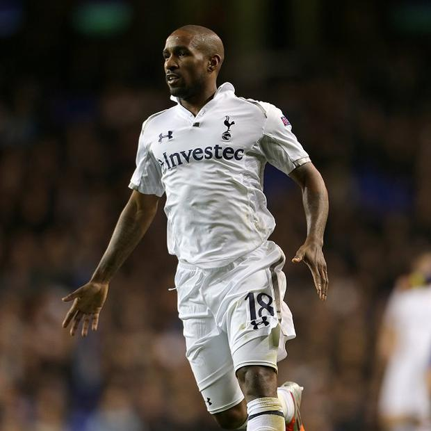 Jermain Defoe is back to his best and scoring goals, Spurs manager Andreas Villas-Boas said