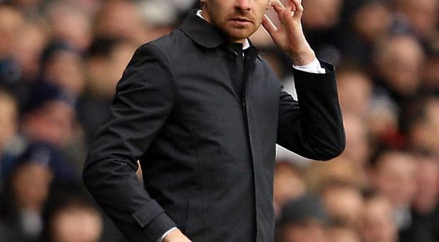 Andre Villas-Boas says he is focused on Tottenham
