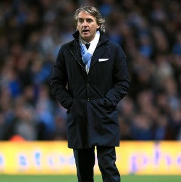 Roberto Mancini says Manchester United have 'more attitude' than Manchester City
