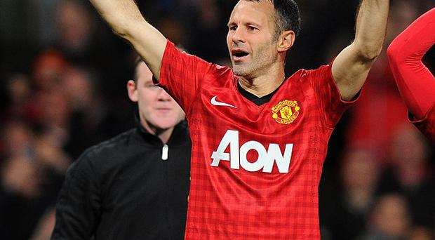 Ryan Giggs has won 13 Premier League titles at Manchester United
