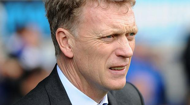 David Moyes wants Everton to pick up maximum points from their remaining three matches