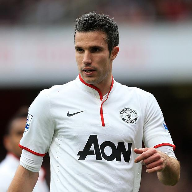 Robin van Persie spent eight years at Arsenal before switching to Manchester United last summer