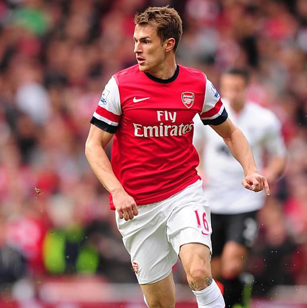 Aaron Ramsey has performed well in the centre of midfield