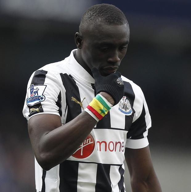 Papiss Cisse has stressed the Newcastle dressing-room remains a united place